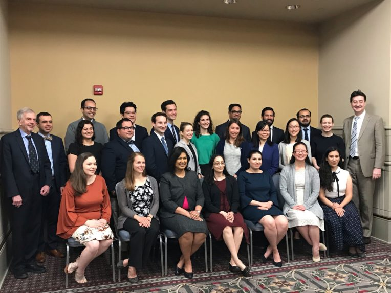 2019 ABF Researchers