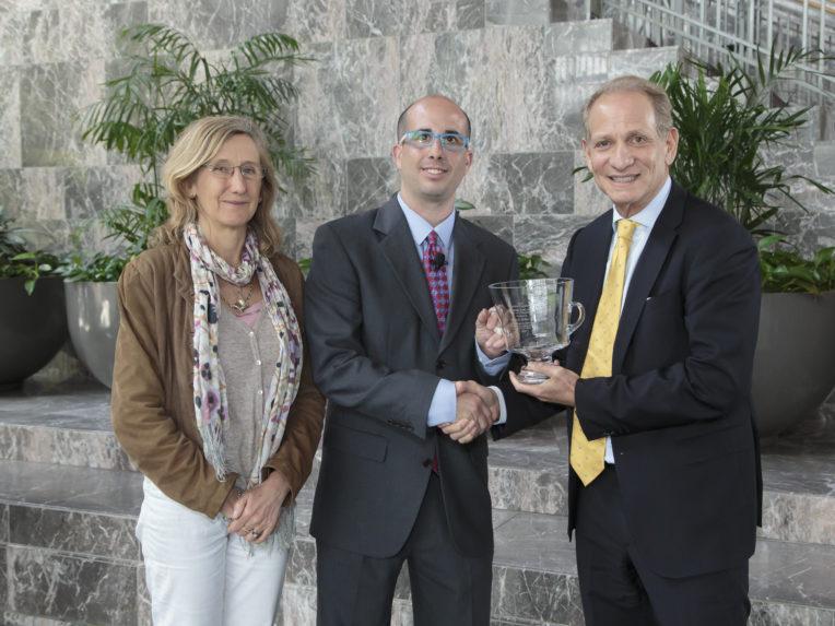 California Researcher Wins $50,000 Sheila Essey Award: An