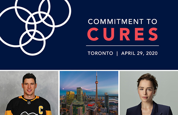 Commitment to Cures
