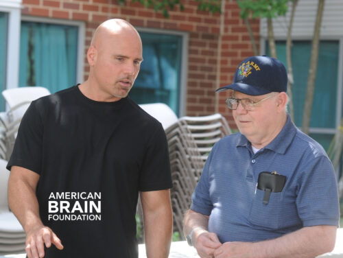 Dementia: A Father and Son figtht