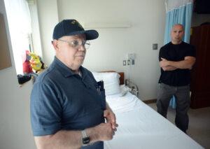 Ken Keene Sr. and Ken Keene Jr. fighting dementia