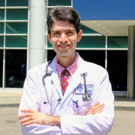 Photo of Mehdi Ghasemi, MD