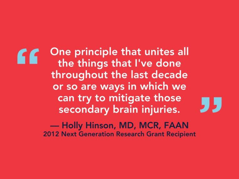 A career in traumatic brain disease research
