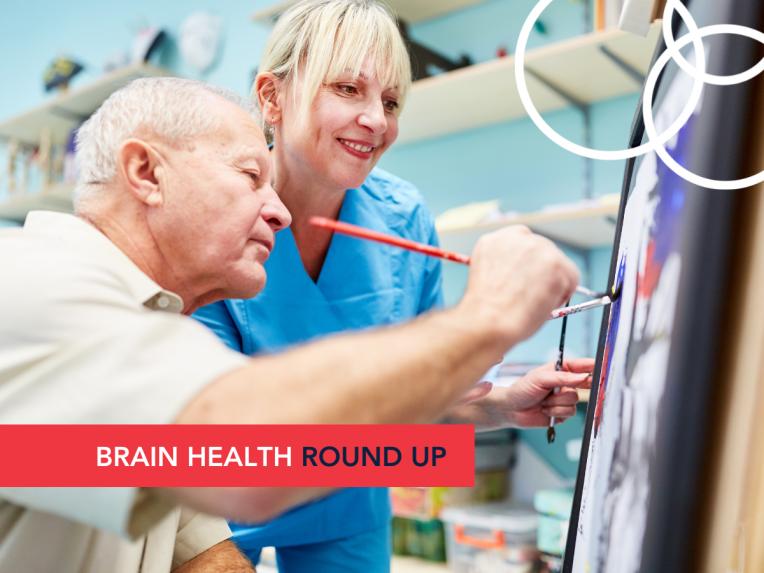 Brain Health Round-Up June 2021